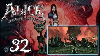 "ALICE MADNESS RETURNS #32 - Rozdział VI [1/1] - ""Pociąg i boss"" END"