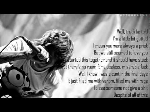 Bring Me The Horizon - Blacklist (Lyrics)