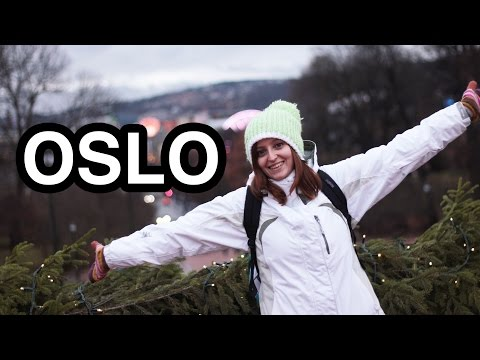 OSLO: Things to Do (Christmas Market)