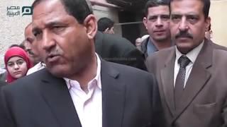 مصر العربية | محافظ الغربية يتفقد مستشفى المنشاوي العام