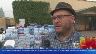 CAMP FIRE EVACUEES:  Chico straining under the influx of thousands of evacuees from Camp Fire