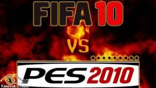 Fifa 10 Vs Pes 2010 Pc - Compare Graphics