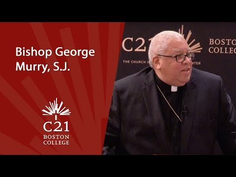 Race in the American Catholic Imagination | Bishop George Murry, S.J.