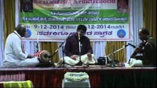 09 Nambide Ninna Paadava Venkataramana in Raga kanada Purandara Dasa keerthana