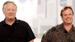 """""""Aufbruch zum Mond"""": Rick und Mark Armstrong im Interview"""