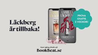 """Läckberg är tillbaka - Lyssna på den efterlängtade uppföljaren """"Vingar av silver"""" - BookBeat"""