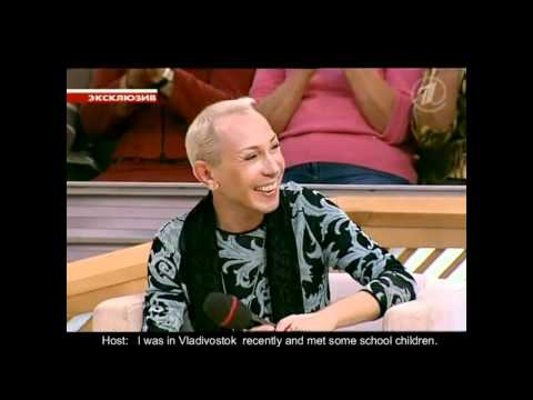 Vitas - The First Interview.. Part 4 w/english subtitles