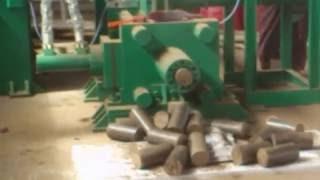 sawdust briquetting machine - Call +91 9481549621 www.prakrutimachines.com