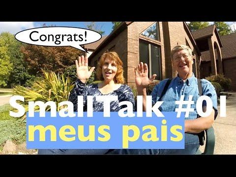 MEUS PAIS! | Treine seu listening com SmallTalk #01