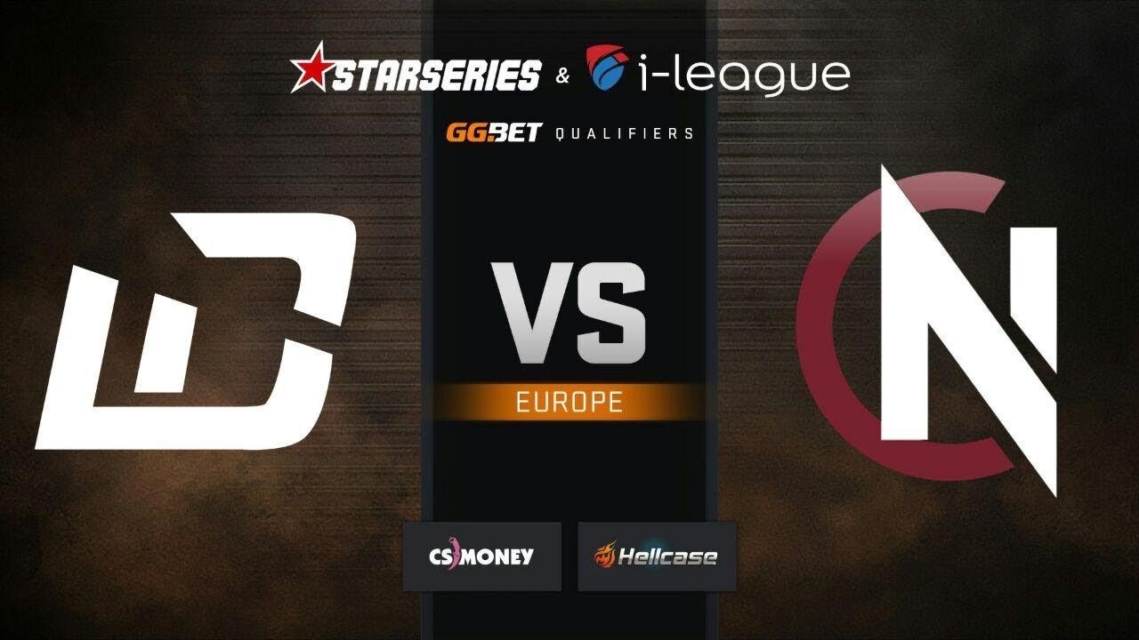 [EN] LAN DODGERS vs NoChance, map 1 train, StarSeries & i-League S7 GG.Bet EU Qualifier