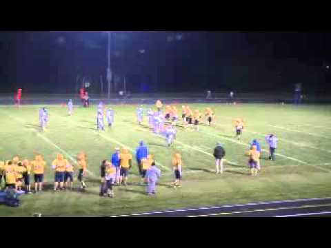 Edgewood Junior High School Football VS Brown County 2009 part 3