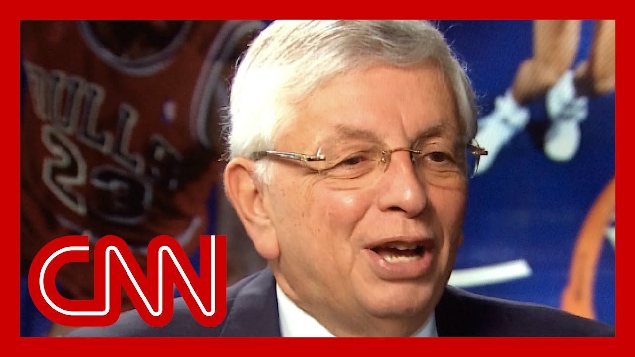Former NBA Commissioner David Stern dies at 77 after suffering ...