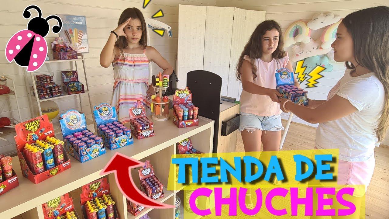 CONVIERTO MI CASA EN UNA TIENDA CANDY | DULCES Y CHUCHES