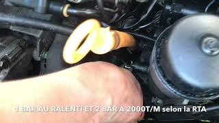 Voyant D'huile Qui Clignote Wv Golf 4 1.9 TDI (partie 1)