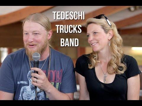 Tedeschi Trucks Band Talk Music Business Lessons
