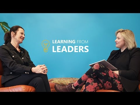 Ep. 1 Learning From Leaders: Valerie Beaulieu, Chief Marketing Officer, Microsoft US