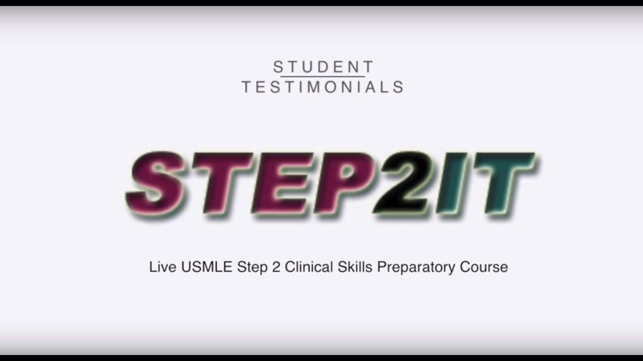 YouTube Videos | STEP2IT USMLE Step 2 CS Course