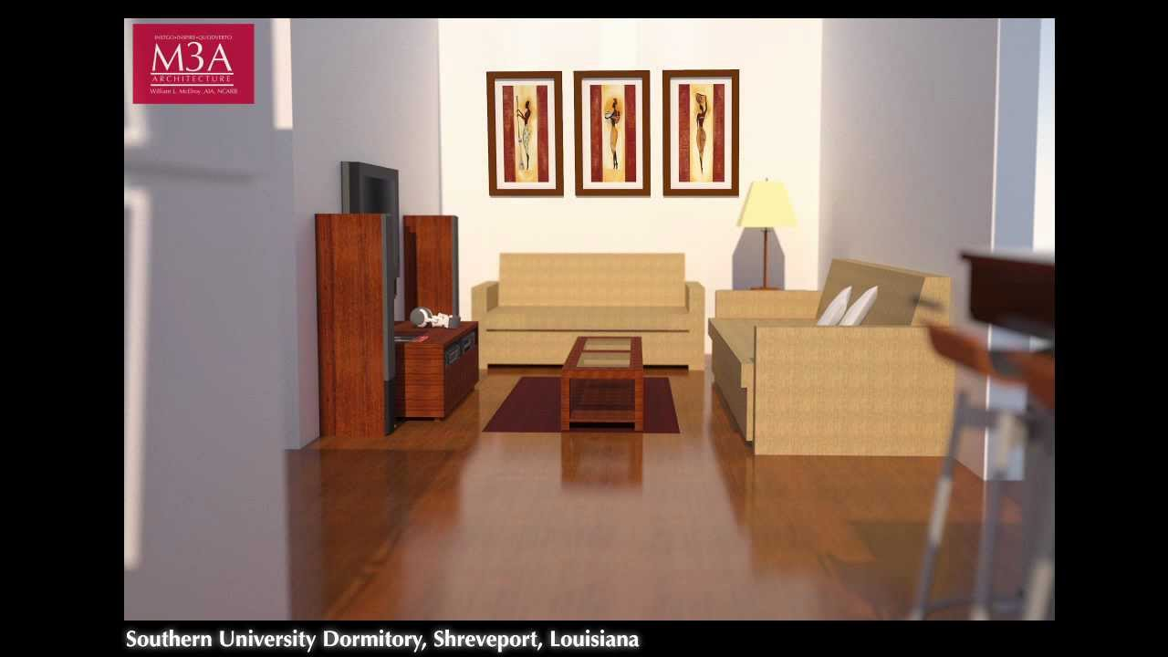 Southern University Dormitory Part 90