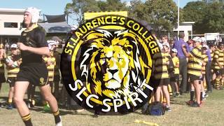 Round 5: Lauries vs Ashgrove Rugby Promo