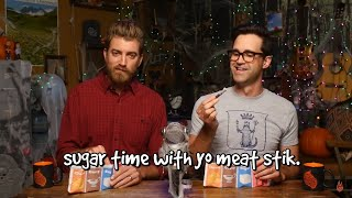 rhett and link except they aren't family friendly