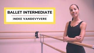 Ballet Intermediate Les | •ndigo | Roeselare