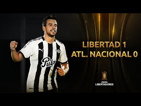 Libertad Atl. Nacional Goals And Highlights