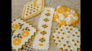 Best Of 180 Crochet Bath Washcloths & Puff Patterns