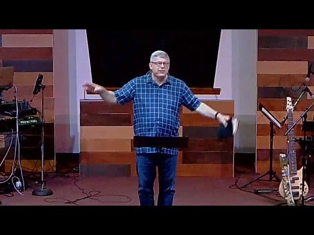June 9, 2019 - Sermon - Pastor Dean Brown - Where the River Flows | Matt 14: 22-33 ESV
