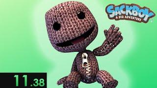 How I Got Top 50 In 5 Hours - Sackboy Speedrun Challenges Playstation 5
