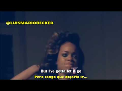 Rihanna  We Found Love ft Calvin Harris Lyrics + Subtitulado Al Español   HD