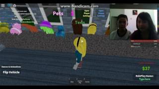 YINNA USE HIS ACCOUNT | Roblox With YinnaDST | Eps2