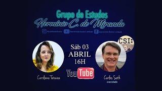 LIVE - Carlos Seth (CSI do Espiritismo)