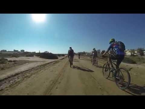 Pedales Sin Fronteras Melilla - Circular a la Mar Chica (Marruecos)