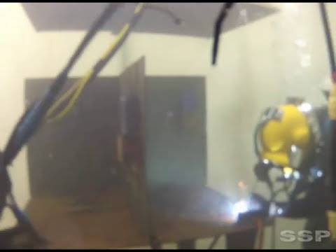 Underwater Welding. Commercial Diver Training Using The GoPro HD Hero2. EP-4)