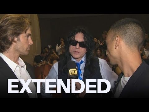 Tommy Wiseau, Greg Sestero 'The Disaster Artist' Premiere Interview