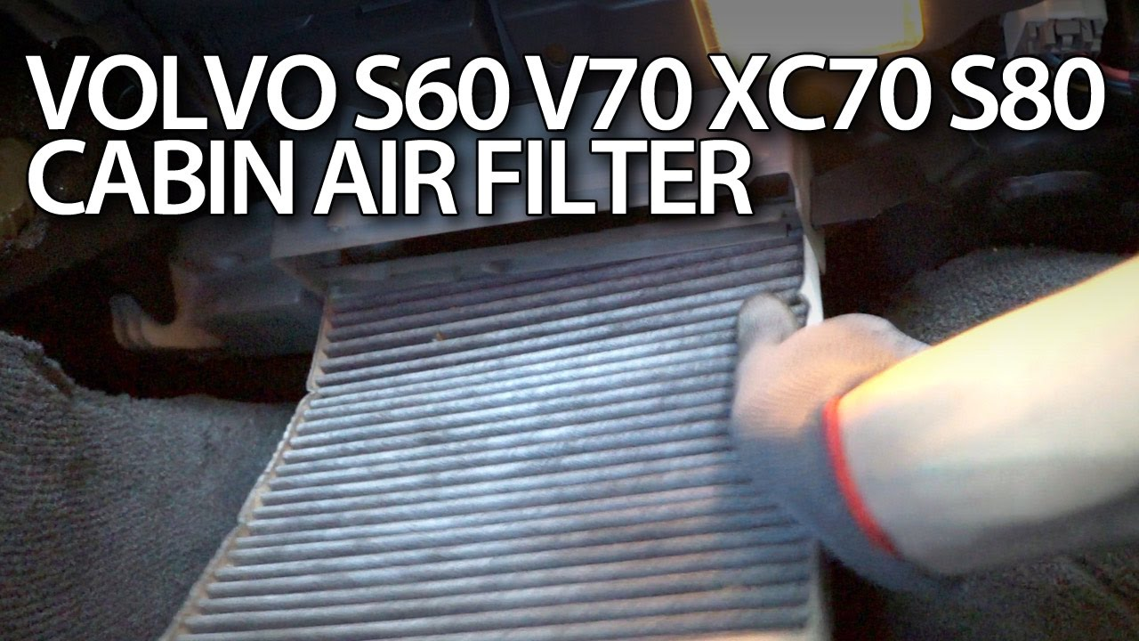 Cabin Air Filter Replacement Volvo Xc70 Autos Post