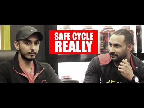 Safe cycle really