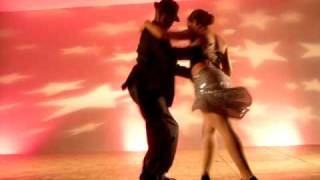 Kizomba performance @ the 2009 Sexy & Sensual Latin dance festival