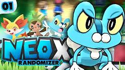 Pokémon Neo X Randomizer Nuzlocke