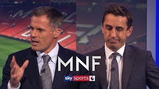 Do Carragher and Neville think Spurs can challenge for the Premier League title? | MNF