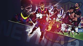 Neymar Jr ● Amazing Runs and Dribbling Speed 2014 HD
