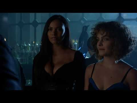 Jessica Lucas Hot in Gotham Season 4