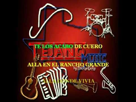Rancho Grande - Freddy Fender con Letra