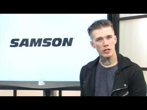 "SoundDriven: Machine Gun's Drummer Johnny ""Rook"" Cappelletty Talks With Samson About His Big Break"