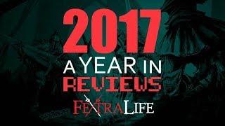 A Year In Reviews (DKS3, DOS 2, Nier Automata, Nioh, Horizon & more) - Fextralife 2017