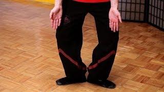 Yee Ji Kim Yeung Ma / Adduction Stance | Wing Chun