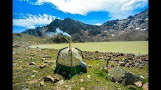 Mobiba на высокогорном озере Сылтран-Кёль. 3200 над уровнем моря!