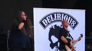 Delirious - I am the Enemy  Live beim Turock Open Air 2018 18.08.2018