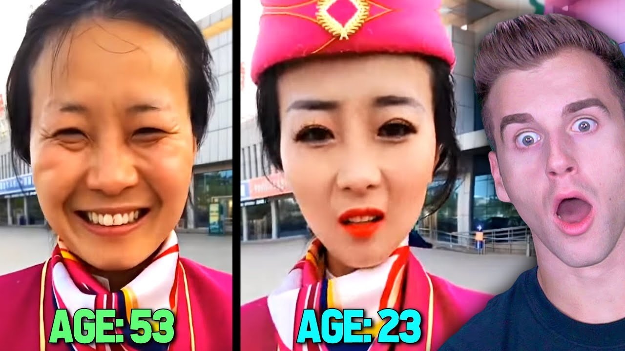 Woman Looks 30 Years Younger With This One Trick