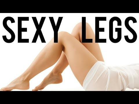 How to get slim and sexy legs. Do this Leg and Bum Workout with these exercises!